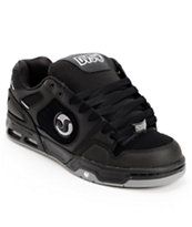 DVS Tracker Heir Black & Black Skate Shoe