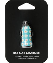 Daisy USB Car Charger