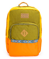Dakine Capitol Fjord Green & Orange 23L Backpack