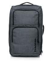 Dakine Carbon Grey Carry On Roller Bag