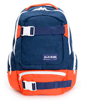 Dakine Daytripper Octane Blue & Red Backpack