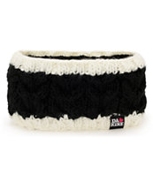 Dakine Girls Mabel Black & White Headband
