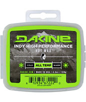 Dakine Indy All Temperature Hot Wax