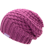 Dakine Kate Violet Slouch Beanie