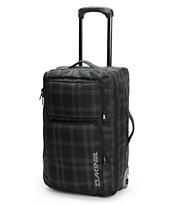 Dakine Northwest Plaid Carry On Roller Bag