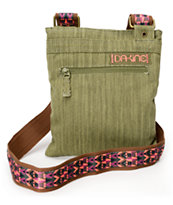 Dakine Olive Jive Cross Body Purse