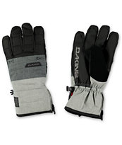 Dakine Omega Men's Black & Grey Carbon Gloves