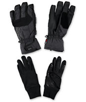 Dakine Scout 2014 Guys Anthracite Snowboard Gloves