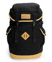 Dakine Sentry Black & Tan 24L Backpack