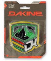 Dakine Shield Rasta Stomp Pad