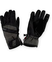 Dakine Sienna Charcoal Womens Snowboard Gloves