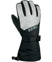 Dakine Tahoe 2012 Silver Girls Gloves