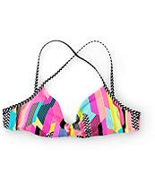 Damsel Castle Beach Bralette Bikini Top