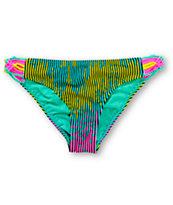 Damsel Soft Tribe Rosa Macrame Tab Side Bikini Bottom
