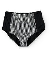 Damsel Wonderland High Waisted Bikini Bottom