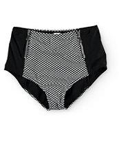 Damsel Wonderland High Waisted Bikini Bottom
