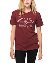 Dark Seas Belay Bone T-Shirt