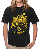 Dark Seas Capsized Tee Shirt