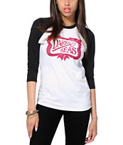 Dark Seas Dock Sirens Baseball T-Shirt