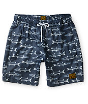 Dark Seas Fairlead 18 Board Shorts