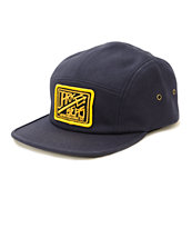 Dark Seas Fantail II 5 Panel Hat