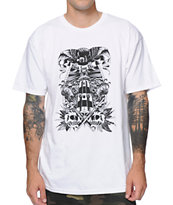 Dark Seas Forewarning White Tee Shirt
