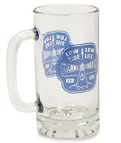 Dark Seas Glass Mug