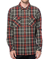 Dark Seas Lugsail Flannel Shirt