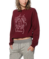 Dark Seas Search & Rescue Crew Fleece Neck Sweatshirt