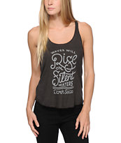 Dark Seas Silent Waters Tank Top