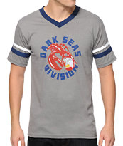 Dark Seas Sloshed V-Neck T-Shirt