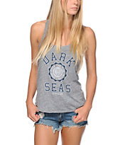 Dark Seas Study Hall Tank Top