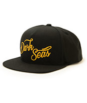 Dark Seas Yawl Snapback Hat