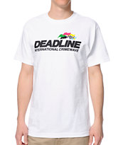 Deadline Crimewave Tee Shirt
