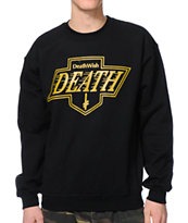 Deathwish Death Kings Black Crew Neck Sweatshirt