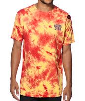 Deathwish Death Stack Tie Dye T-Shirt