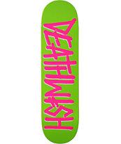 """Deathwish Deathspray 8.25"""" Skateboard Deck"""