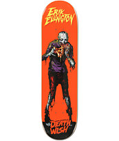 Deathwish Ellington Dead Pizza 8.125 Skateboard Deck