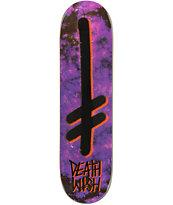 Deathwish Gang Logo Marble 8.125 Skateboard Deck