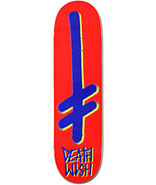 Deathwish Gang Logo Red & Blue 8.4 Skateboard Deck