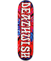 Deathwish Great Death Tie Dye 8.25 Skateboard Deck