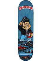 Deathwish Greco Greasy 8.0 Skateboard Deck