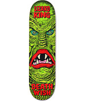 Deathwish Lizard King Nightmare 8.38 Skateboard Deck