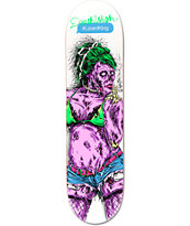 Deathwish Lizard King Ratchet Zombie 8.0 Skateboard Deck