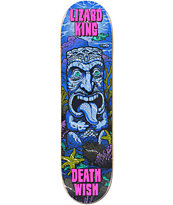 Deathwish Lizard King Ruins 8.0 Skateboard Deck