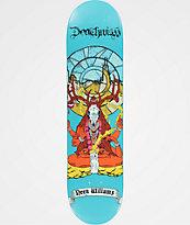 "Deathwish Neen All Saints 7.75"" Skateboard Deck"