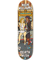 Deathwish Neen Walk Of Shame 8.0 Skateboard Deck