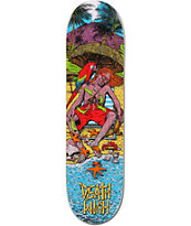 Deathwish Permanent Vacation 8.0 Team Skateboard Deck