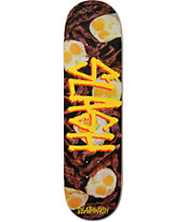 "Deathwish Slash Gang Name 8.25"" Skateboard Deck"