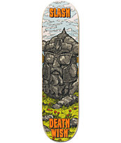 Deathwish Slash Ruins 8.125 Skateboard Deck